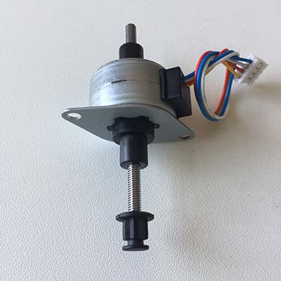 12v non-captive pm linear stepper