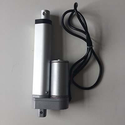 100, 200 or 300mm stroke linear actuator