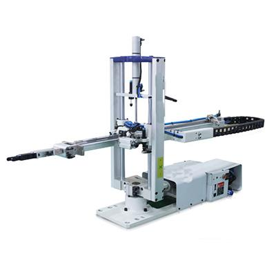 Picker Manipulator for Vertical Injection Machine