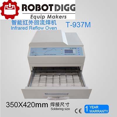 SMT leadfree reflow oven RDG-T937M