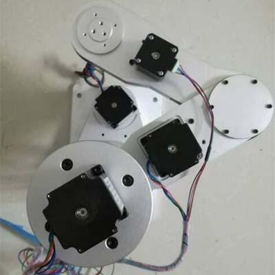 Stepper or Servo Motor SCARA Robot Arm