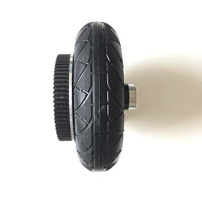 Solid tire with wheel hub for Electric Scooter