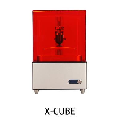 X-CUBE LCD based SLA Resin 3D Printer
