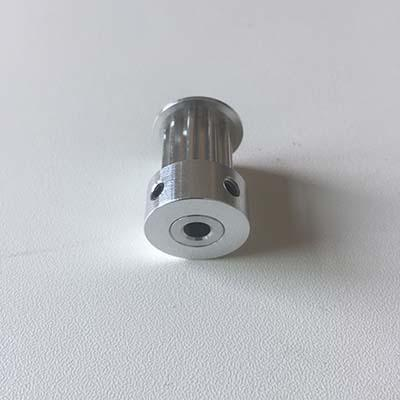 T5 Pulley 10 tooth 5mm bore for 15mm wide belt