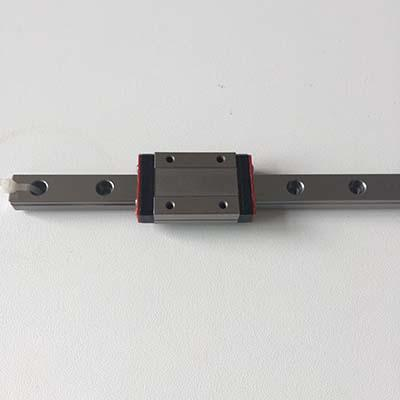 GCr15 MGN9 Linear Rail and SUS MGN9 Linear Block