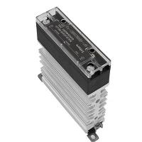 Single phase slim solid state relay