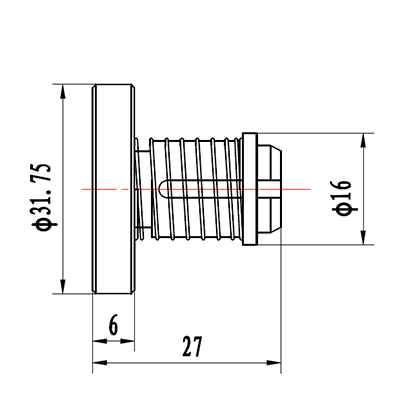 Tr8*12 or Tr8*20 lead screw anti-backlash nut