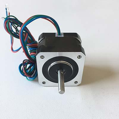 0.9 step angle NEMA17 stepper motors