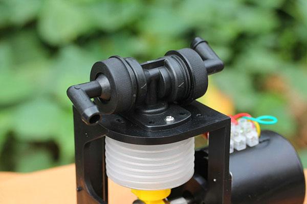 non-corrosive dosing pump