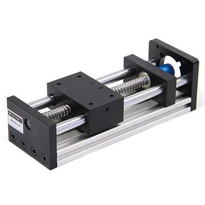 Robocults ball screw n smooth rod linear module