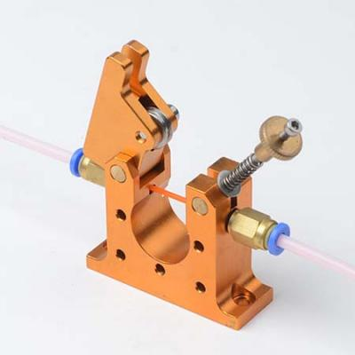 Bowden Extruder suitable for Delta Robot 3D Printer