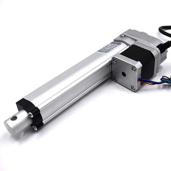 9 36v dc stepper motor linear actuator robotdigg for Linear actuator stepper motor driven