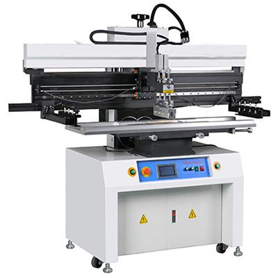 LED Strip Semi-auto Solder Paste Stencil Printer