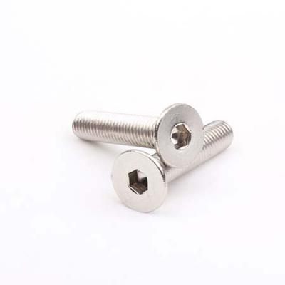 Hex Socket flat head screw