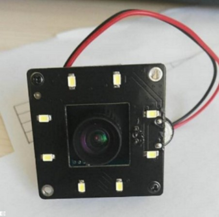 Vision Camera with LED