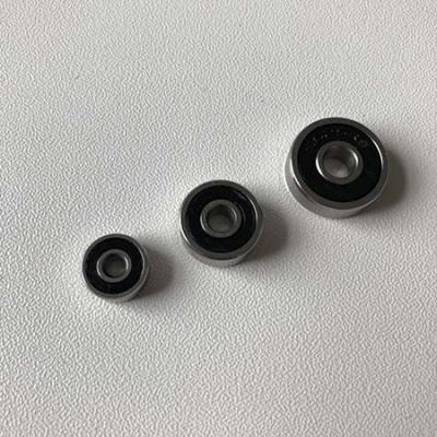 Hybrid ceramic ball bearing S623-2RS, S624-2RS, S625-2RS