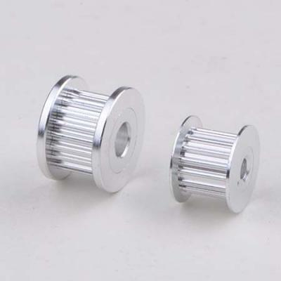 H type 2GT timing pulley for 6mm wide belt