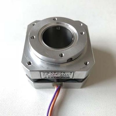 Second hand Japan Origin hollow shaft stepper motor