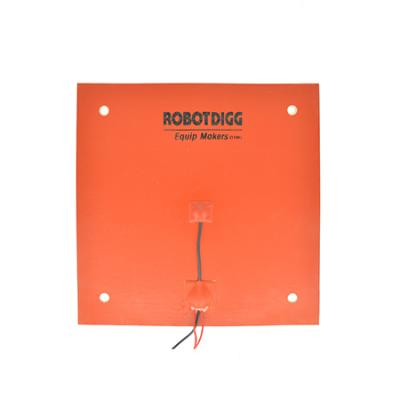 300 or 310mm CR-10 Silicone Rubber Heater Pad