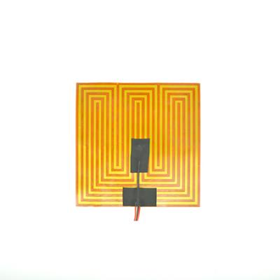 200mm, 210mm or 250mm kapton film flexible heater