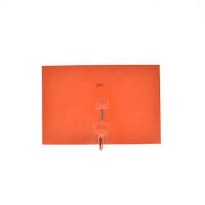 A4 size silicone heater pad