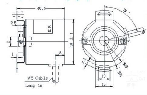 Hollow Shaft Encoder
