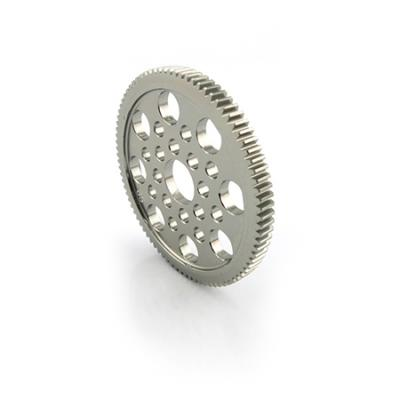 Aluminum gear 0.5 Module 80 or 85 Tooth