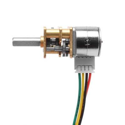 5V DC Micro Metal Geared Stepper Motor