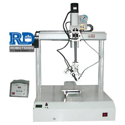 R8 series automatic PCB Soldering Robot Machine