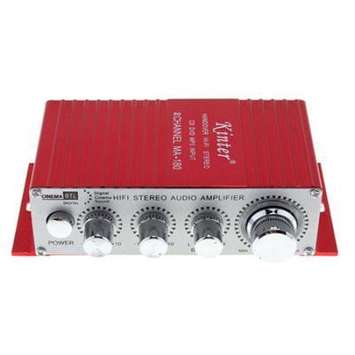 MA-180 12V Hi-Fi Audio Stereo Mini Amplifier