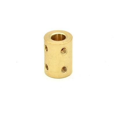 Rigid Coupling D16L22 or D20L25 in Brass
