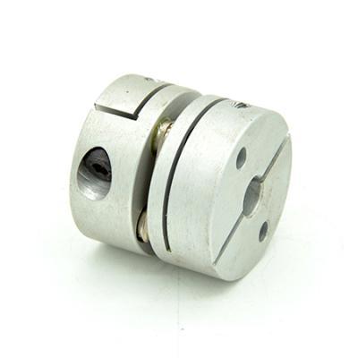 Single or dual disk type flexible coupling