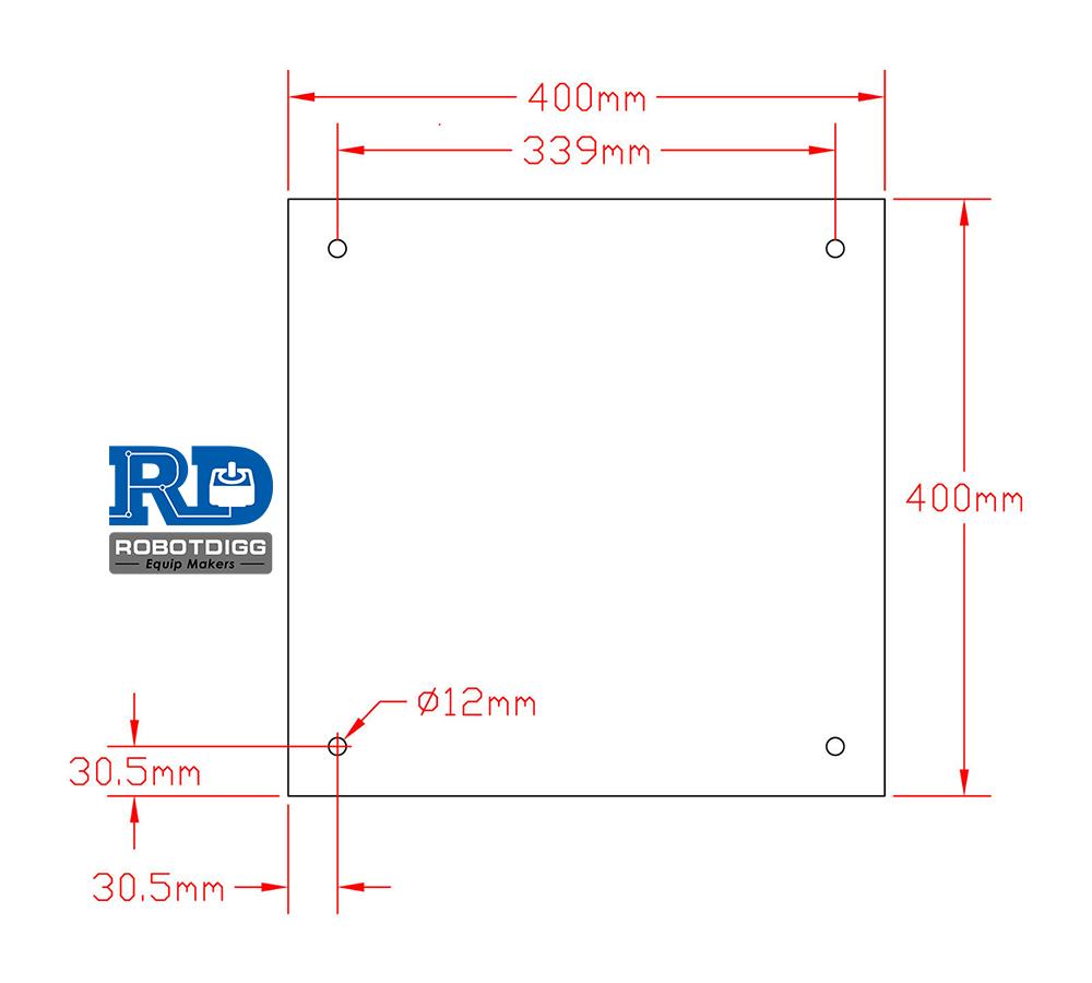 CR10 S4 Silicone Heater