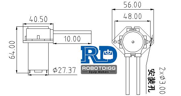 Horizontal Plate Pump