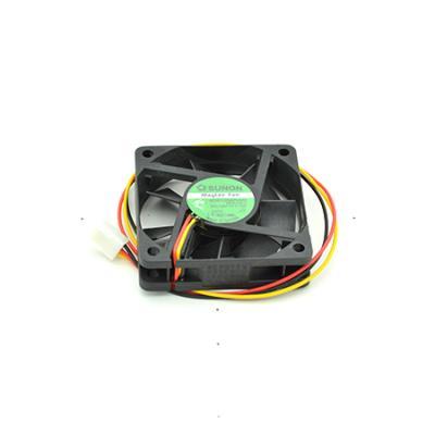 12V or 24V 6015 DC Cooling Fan