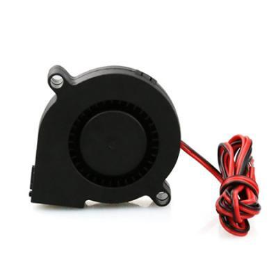 24V 5015 Ball Bearing Turbine Blower Fan