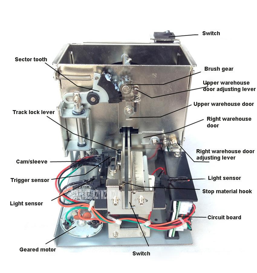 Screw Feeder Machine FA-560