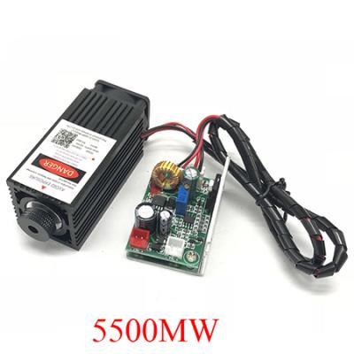 2.5W, 5.5W or 7W high power 445nm wavelength TTL PWM Control blue Laser Module
