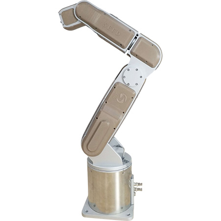 Six degrees of freedom Robot Arm