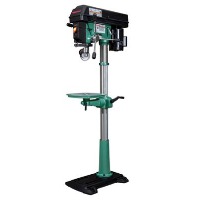 Variable Speed Drill Press with Digital Speed Readout and Laser Light