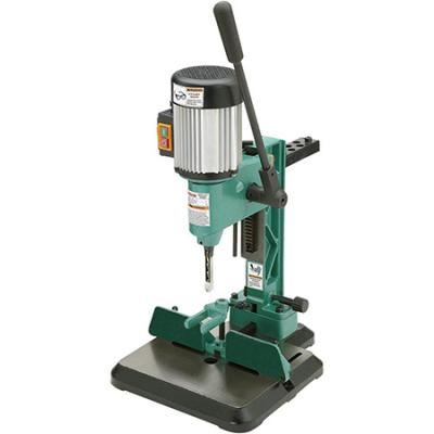 Grizzly G0645 and Shop Fox W1671 Benchtop Mortising Machine