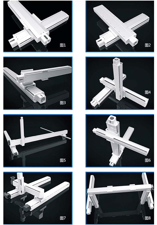 Linear Module Tables