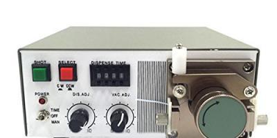 MT-410 Glue Dispenser Machine Quantitative Glue Dispensing Machine 220V