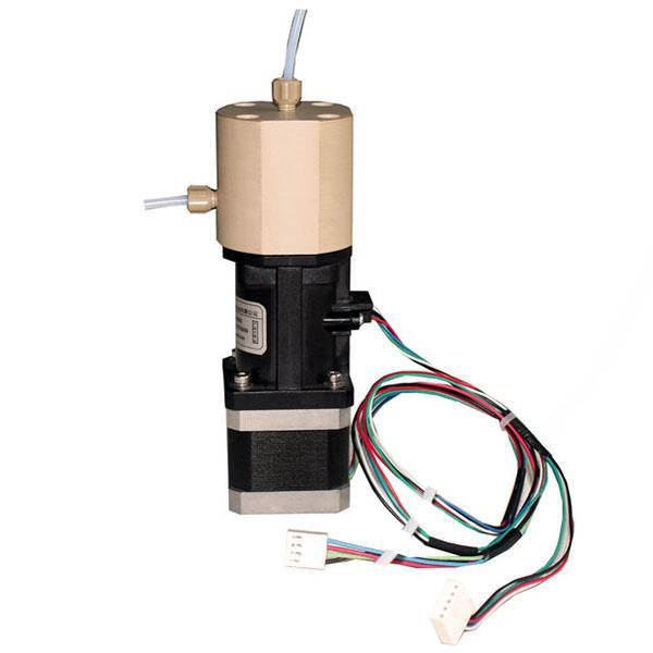 High precision Stepper Motorized Micro Piston Pump - RobotDigg