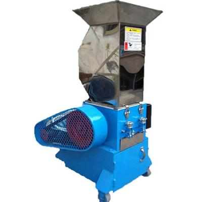 Soundproof plastic crusher or shredder