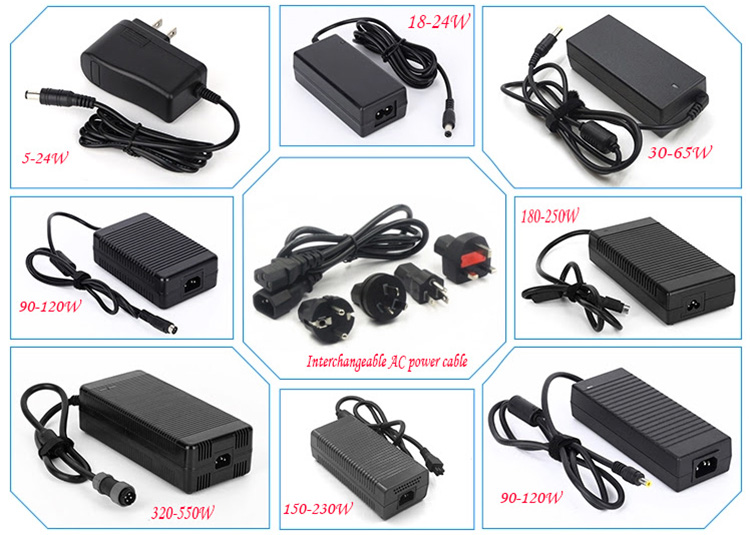 RobotDigg Power Supply Adapters