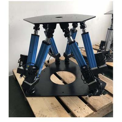 Electric Servo Cylinder 3DOF or 6DOF Motion Simulator Platform