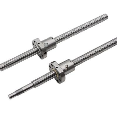 1204, 1605, 2005, 2010,  2505, 2510 Ball Screw Machining Service
