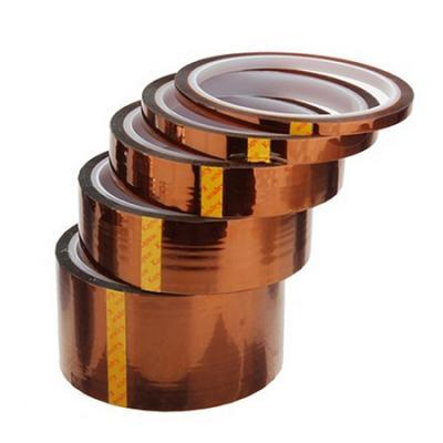 Kapton Tape 5mm to 300mm width