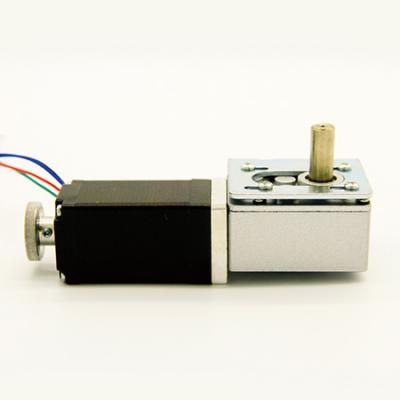 Worm gear nema11 stepper motor